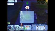 The Sims 3 - От бъркане в кофите до секс на гробищата и още нещо... Мy Gameplay