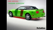 Virtual Tuning Photoshop 07 Ford Mustang G