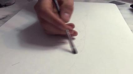 Този умее 3d рисуването