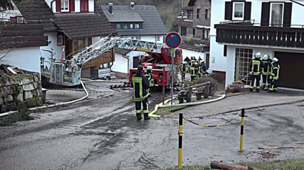 Germany: Michelin-starred restaurant wiped out by blaze in Baiersbronn