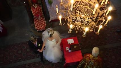 Сватбата на Симона и Александър