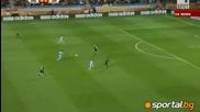 Мондиал 2010 Уругвай - Германия 2:3