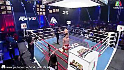 Muay Thai Mario Vidolov Todorov vs Gong Yuankun