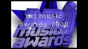 Tokio Hotel Aux Nrj Music Awards 2008