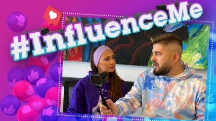 #InfluenceMe с Ева: Alper Chochev [EPISODE 03/SEASON 01]