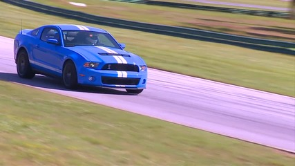 2011 Ford Mustang Shelby Gt500 - Road Test