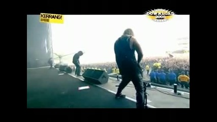 Angel Of Death - Slayer (live @ Download Festival 2005)