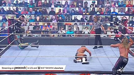 Rey & Dominik Mysterio dig deep against Dolph Ziggler & Robert Roode: WrestleMania Backlash 2021 (WWE Network Exclusive)
