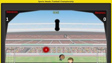 Sport Heads Football Championship Еп.2