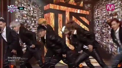 (open the door by Toppdogg of M Countdown 2014.1.16)