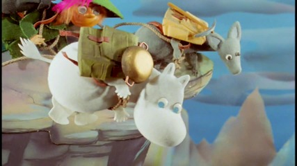 Муминтрол и преследването на кометата (2010) / Moomins and the Comet Chase (2010) - целия филм