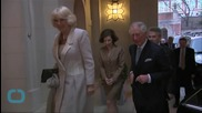 Britain's Prince Charles, Camilla Wow Onlookers in U.S. Visit