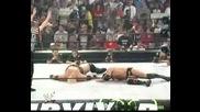 The Rock Vs. Rikishi Survivor Series 2000