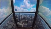 Необикновен асансьор в Ню Йорк!