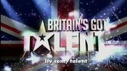 Britain's Got Talent 2010 very deingarous