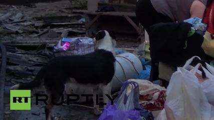 Ukraine: Deadly shelling rages near Donetsk