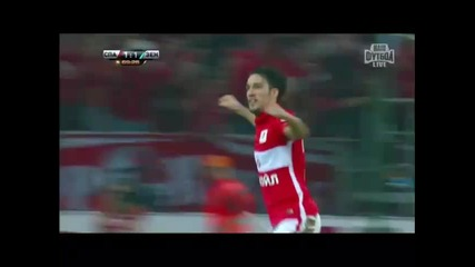 26.09 Страхотен гол на Ивелин Попов срещу Зенит