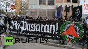 Spain: Ska-punk group Banda Bassotti rock out for Donbass
