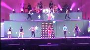 Violetta Live: 22. Juntos Somos Mas Барселона