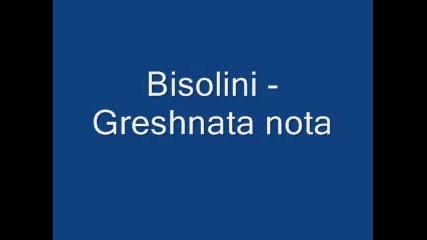 *~~biis0lini - Greshnata Nota~~*
