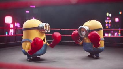 """Minions """"the Competition"""" Mini-movie (hd)"""