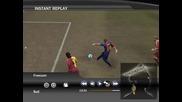Angliyski gol Barca - Galatasaray