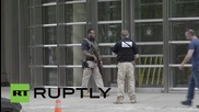 USA: 14 FIFA officials and excs. arrested over corruption charges