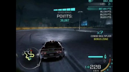 Nfs Carbon Drift By Me 1,  500,  000 (hq)
