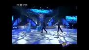 Vipdance - Мария Силвестър и Боби Турбото - Валс