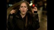 Кристално Качество * Avril Lavigne - Im With You (2002) Let Go ( + Бг Превод )