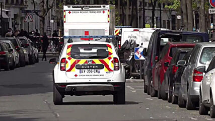 France: Shooting outside Paris hospital leaves one dead