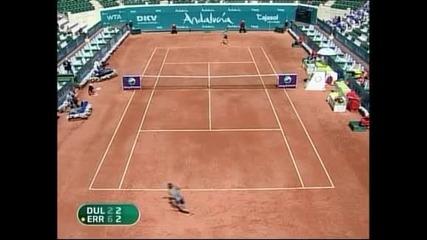 Азарьонка е на полуфинал в Марбея след отказване на Сафина