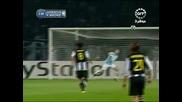 21.10 гол на Дел Пиеро - Ювентус - Реал Мадрид 2:1