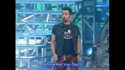 Nsync-Its gonna be me live in Japan + subs
