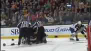 Boston Bruins vs. Atlanta Thrashers Brawl (12.23.2010)