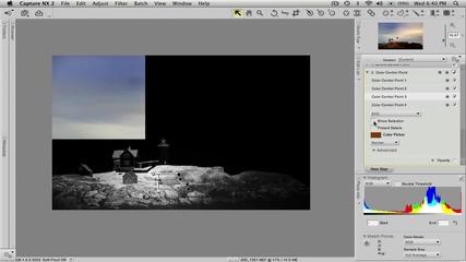 Lightroom vs. Capture Nx 2