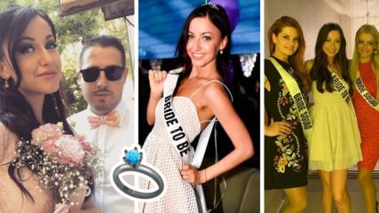 Певица на Payner с шумно моминско парти! Шаферки взривиха нощен Пловдив