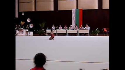 Вероника Бойчева - топка Дпа категория 2009
