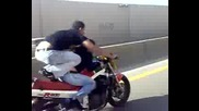 Яко каране на мотор