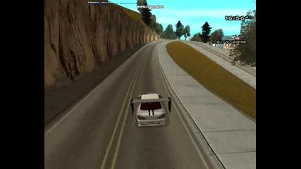 [ndc]niksssson[bsd] Driving Fun Car and twin drifting with [ndc]goldstar[bsd]