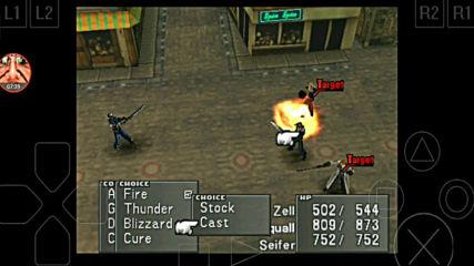 Final Fantasy 8 - 9 Selphie