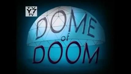 Courage the Cowardly Dog -dome of Doom