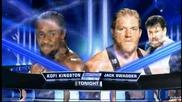 Wwe Friday Night Smackdown - (hd качество) (1/4) (05.04.2013)