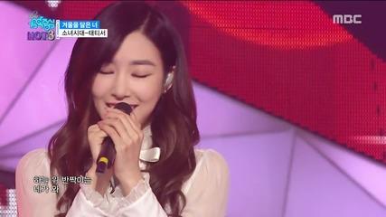 151205 Tts - Winter Story @ Music Core