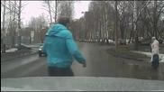Трогващи кадри от Русия