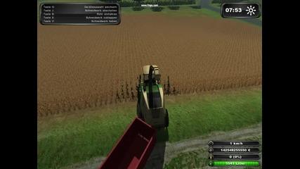 Бъг na Landwirtschafts Simulator 2011