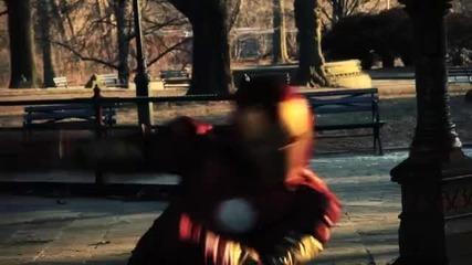 Танца на Железният Човек