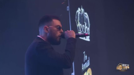 Angell на 359 Hip Hop Awards 2019