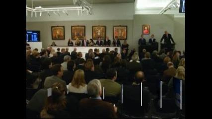 Продадоха картина на Рафаело за рекордна сума