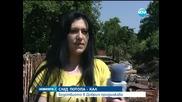 Над 400 къщи са засегнати от наводнението в Добрич - Новините на Нова